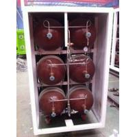 Buy cheap 50L - 200L Type 2 Glass Fiber CNG Storage Tanks For Compressed Natural Gas Stations from wholesalers