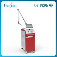 China 1064nm, 532nm yag laser tattoo removal /tattoo removal device wholesale