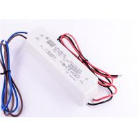 China LPV-35-12 36W 3A 12V LED Power Supply Waterproof Isolated Plastic IP67 90~264VAC Input 12V UL CE on sale