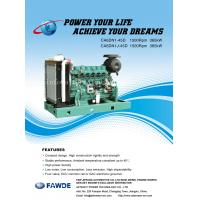 China 332KW-365KW 6DN Series of FAW Diesel Engine wholesale
