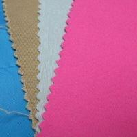 China Cotton Fabric with Spandex, Used for Trousers, Jackets and Shirts wholesale