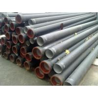 China Galvanized Black Steel Ductile Iron Pipe DN80mm - DN1200mm in Plumbing wholesale