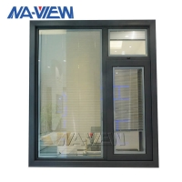 China 2mm Casement And Awning Windows Aluminum Alloy Top Hinged Casement Window wholesale