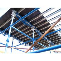 China Cost Effective Slab Formwork System with Quick - Striking Head Jack wholesale