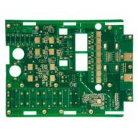 China Red Solder Mask Heavy Copper PCB High Current Custom PCB Manufacturer wholesale