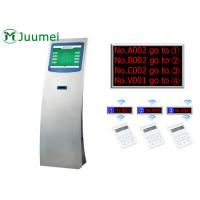 China Multiple Multifunction Queue Ticket System Machine Juumei Wireless wholesale