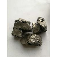 China Stainless Steel Ferrochrome High Carbon Silver Grey For Metallurgical Industry wholesale