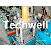 China HRC, CRC, GI, 1.5 - 3.0mm Thickness U Profile / Section Roll Forming Machine TW-U100 wholesale