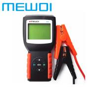 China MEWOI468 Car Battery Tester/accumulator; storage battery; storage cell; storage element; accumulator cell Tester wholesale