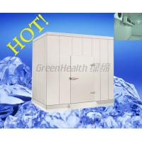 China 50 - 200mm Thickness Pu Sandwich Panel Cold Storage Chamber Flame Resistance wholesale