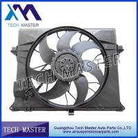 China Auto Body Parts 12DC 600W Mercedes W164 Radiator Car Cooling Fan OEM 1645000593 wholesale