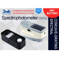 China Handheld Color Matching Spectrophotometer YS1010 paint ink Colour Difference Meter wholesale