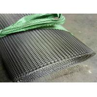 Quality Customized Size SS Wire Mesh / Chain Conveyor Belt Per Roll Non - Toxic for sale