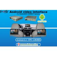 China Android 5.1 Multimedia Video Interface for Mazda 3 with Wifi / Bt / Mirrorlink / GPS Navigation wholesale