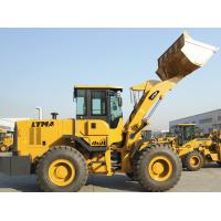 China 2.5CBM Rated Capacity Front End Wheel Loader 4 Ton With Hydraulic Systems on sale
