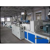 China Wood Plastic Composite Machinery Based Panel Machinery For Flooring / Pallet / Gardening wholesale