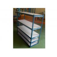 Rivet rack/medium duty shelving/racking