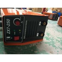 China zx7-250 MMA250 portable DC mma ARC inverter welding machine with smallest size of cheap welders on sale