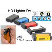 China HD 720P Real Lighter USB Spy Hidden DVR Camera Audio Video Recorder W/ Motion Detection wholesale