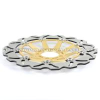 China 300mm Motorcycle Brake Disc Braking Disc Brakes GSXR 750 CNC Billet Aluminum wholesale