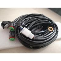 China LED Light Bar Light Bar Wiring Harness Fuse With 40A 5 Pin On / Off Rocker Switch wholesale