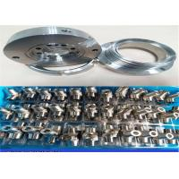 China 4 - Axis OEM CNC Milling Parts , 7075 Aluminum Alloy Parts Clear Anodizing on sale