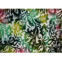 China 100% Polyester Colorful Crushed Velour Fabric Green Velvet Fabric wholesale
