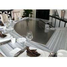 China Customized Teppanyaki Grill Table Rectangle, Circle, semi-circle, Fan-shape and Arch shape Grill Table wholesale