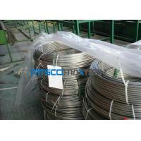 China ASTM A213 Stainless Steel Coiled Tubing 1.4404 / 1.4306 / 1.4407 For Gas Industry wholesale