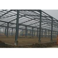 China Poultry farm and greenhouse steel structural building China manufacturer wholesale