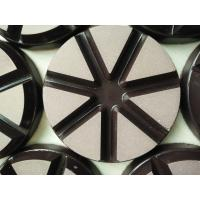 Buy cheap High Flexibility 3 Inch Ceramic Bond Diamond Polishing Pads For Concrete from wholesalers