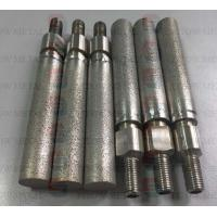 China 316 Stainless steel metal powder sintered microporous filter material filter p wholesale