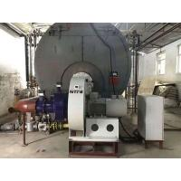China Gas Condensing Steam Boiler , Commercial Oil Fired Boilers For Rubber Industry wholesale