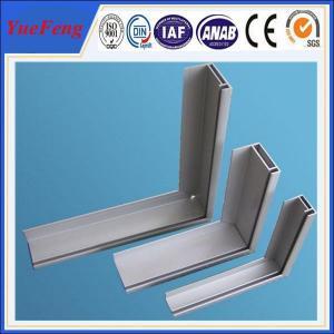 China anodized aluminum profile for solar aluminum extrusion, US aluminium profile for solar wholesale