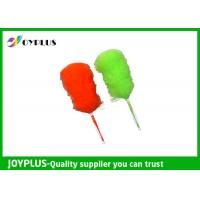 China Personalized Dust Stick Duster With Colored Plactic Handle Light Weight wholesale