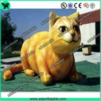 China Giant Inflatable Cat,Inflatable Cat Mascot,Advertising Inflatable Cat Model wholesale