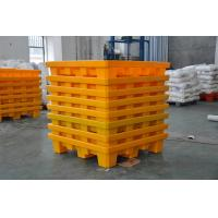China 4 Drum Spill Containment pallets , Spill Pallet and Spill Deck for IBC Drum Spill containments wholesale