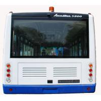 China Luxury Radio + DVD + MP3 77 Passenger Airport Apron Bus With 7100mm Wheel Base wholesale