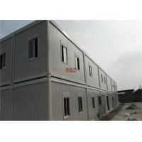 China Portable Expandable Mobile Office Containers With Eletricity And Office Shelves wholesale