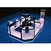 Quality Healthy Material Jewellery Display Cabinets / Shopping Mall Kiosk Large for sale