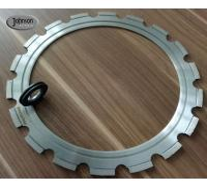 China 14 Inch Diamond Cutting Blades For Concrete , 350mm Ring Diamond Cut Saw Blades on sale