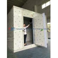 China CE 2 Ton 4 Hrs Commercial Blast Freezer Unit For Chicken Processing Room wholesale