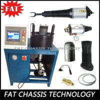 China 30-170 Mm Crimping Range Hydraulic Hose Crimping Machine For Air Suspension Shock wholesale