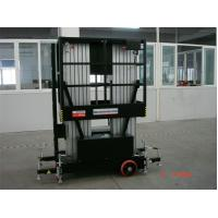 China Professional Mobile Elevated Working Platforms For 2 Persons 12 Meter Height wholesale