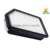 China Activated Carbon Paper Car Cabin Air Filter For Hyundai Accent Kia Rio Soul on sale