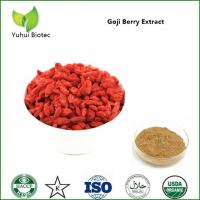 China barbary wolfberry fruit extract,wolfberry polysaccharide powder,wolfberry powder on sale