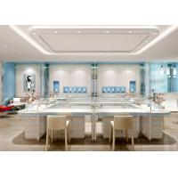 China Modern Showroom Display Cases / Jewellery Shop Display Cabinets wholesale