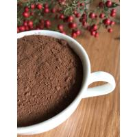China High Fat Pure Organic Cocoa Powder With Expanding Blood Vessels Function wholesale