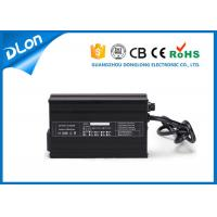 China 12v 4a lead acid/lithium ion battery charger for golf trolley & golf buggy &golf caddy 24ah to 35ah wholesale
