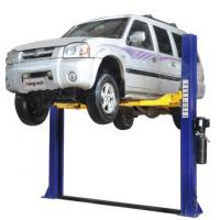 China 3PH Floor Plate Two Post Hydraulic Auto Lift , 220V 4t Car Lift wholesale
